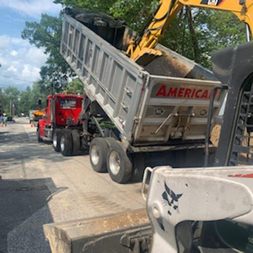 Commercial Paving Contractor near Hampton Beach NH