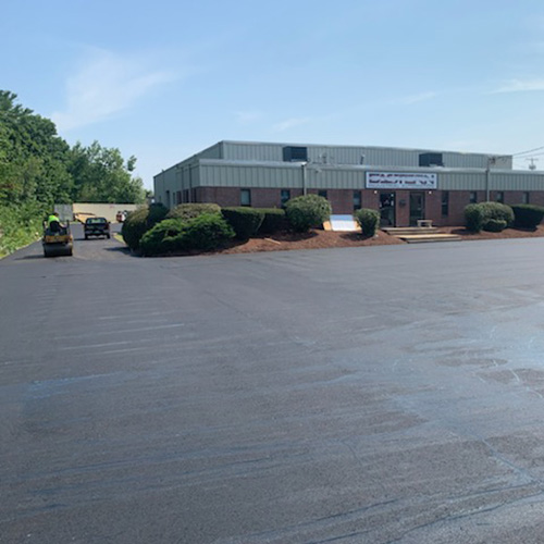 Commercial Paving in Manchester NH