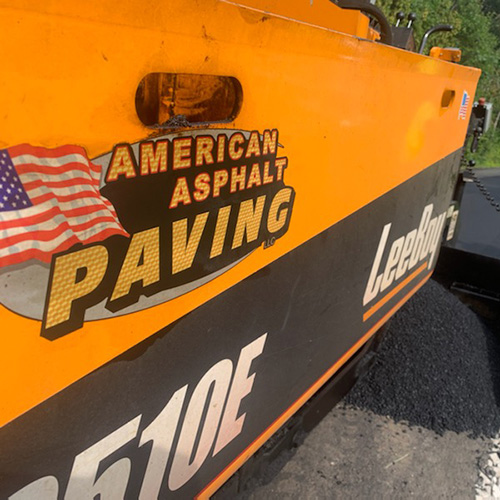 Paving Contractor working in Allenstown NH